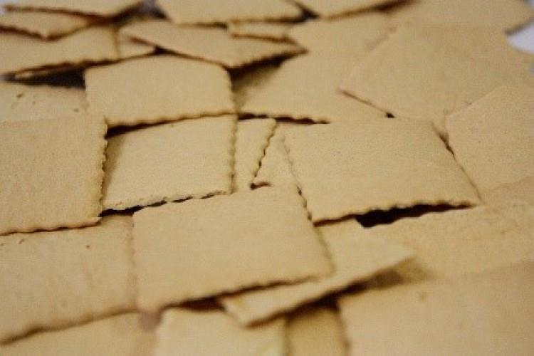 Receta de cacos típicos de valongo