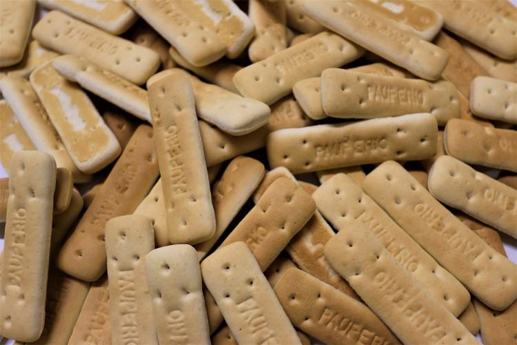 Receita de biscoitos de vinho